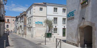 Hôtel Saint-Nicolas