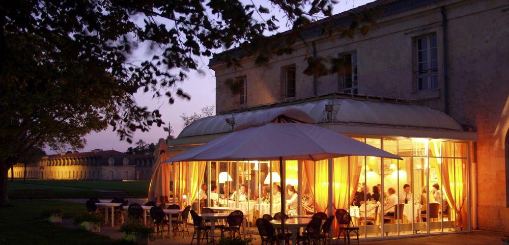 Histoire, raffinement et confort, La Corderie Royale
