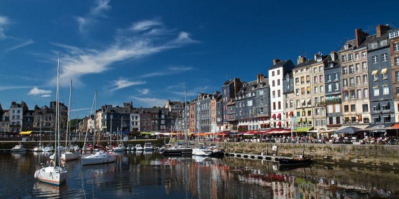 Week end impressionniste sur la c te fleurie entre honfleur et deauville 52 weekends - Le bistrot du port honfleur ...