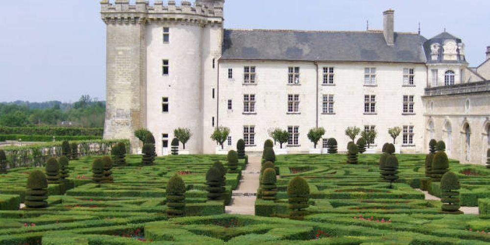 Week-end châteaux, jardins et plaisirs de la table du côté de Tours, en Indre-et-Loire