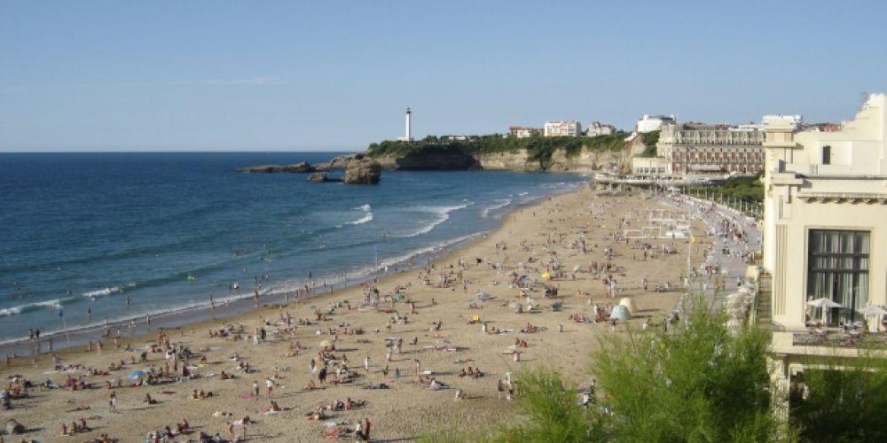 Week-end « plaisirs des sens » à Biarritz sur la Côte Basque