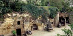 Week-end troglodyte en Anjou, près de Saumur
