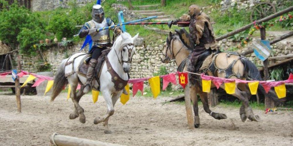 Week-end médiéval à Provins en Seine-et-Marne