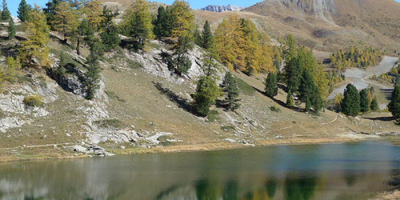 Evasion montagnarde au c ur des villages du queyras 52 for Lac miroir queyras