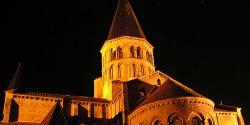 Week-end près de Cluny en Bourgogne, pays de l'art roman