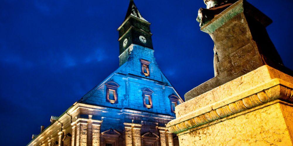 Week-end « Lumières de Noël » à Montbéliard