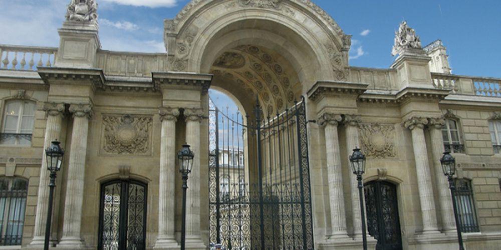 Week-end présidentiel à Paris