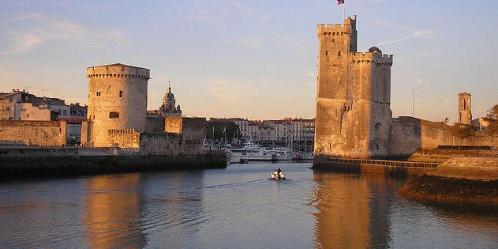 Week-end les pieds dans l'eau à La Rochelle