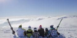 Week-end au ski en famille