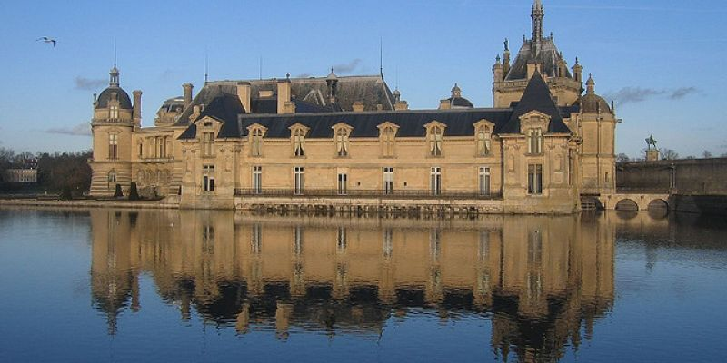 Week end princier chantilly en picardie 52 weekends - Chateau de chantilly adresse ...