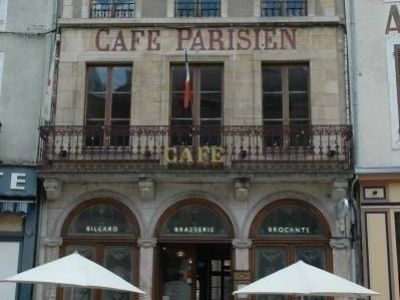 Cafe Parisien Wanadoo Fr