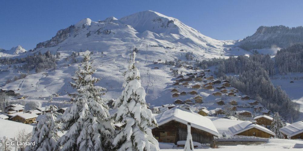 Week-end ski et Bien être au Grand-Bornand