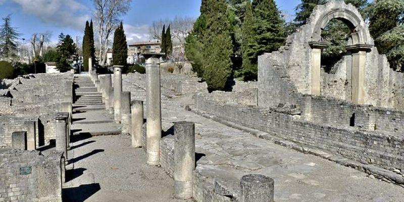 Week end antique vaison la romaine au c ur des sept - Vaison la romaine office de tourisme ...
