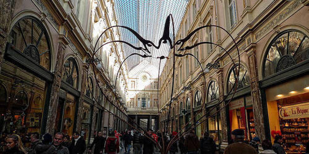 Week-end « tendance » à Bruxelles