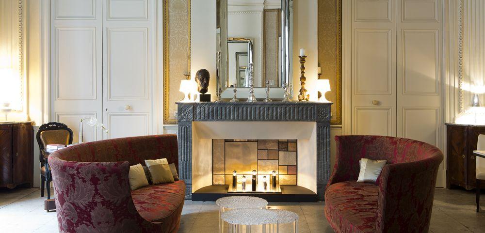 Raffinement, tradition et design, Baudon de Mauny