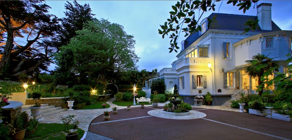 Calme, raffinement et confort , Hôtel Parc Victoria
