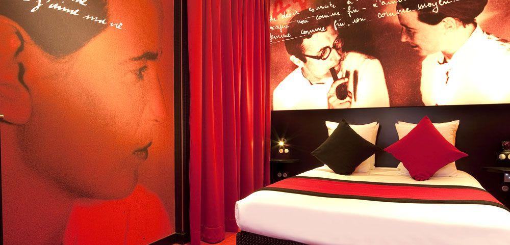 Chambre Jean Paul & Simone