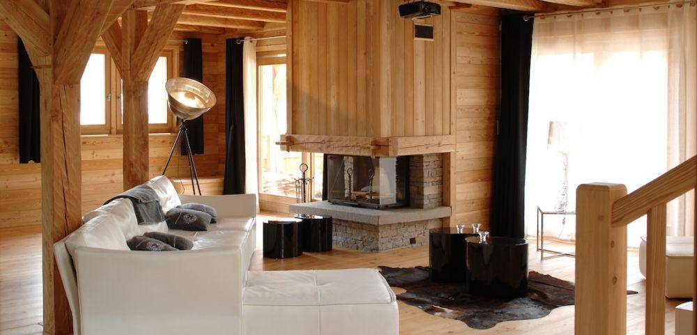 Des chalets et appartements à la location avec services hôteliers haut de gamme, Châlet Prestige
