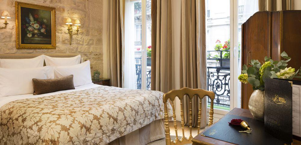 Elégance et romance, Hôtel Kleber Champs-Élysées Tour Eiffel Paris