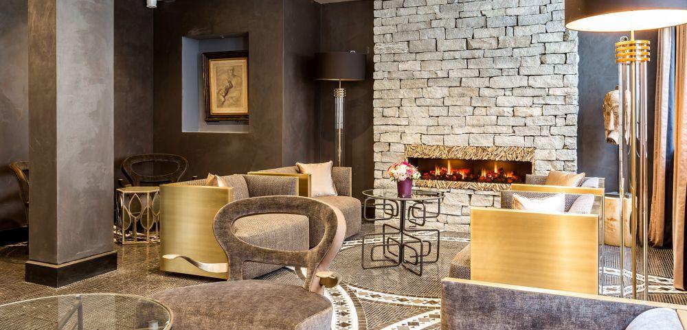 Culture, luxe et bien-être, Hôtel Juliana