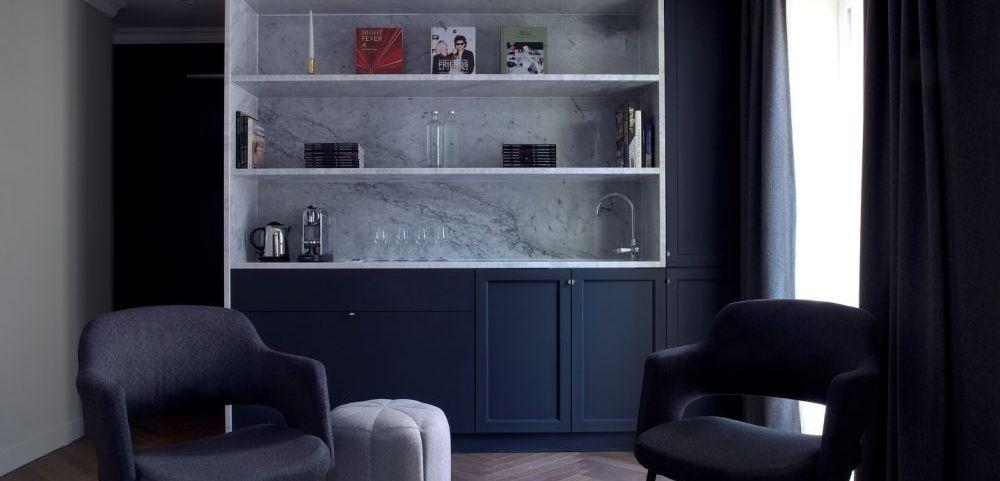 Design, confort et élégance, Hôtel Bachaumont