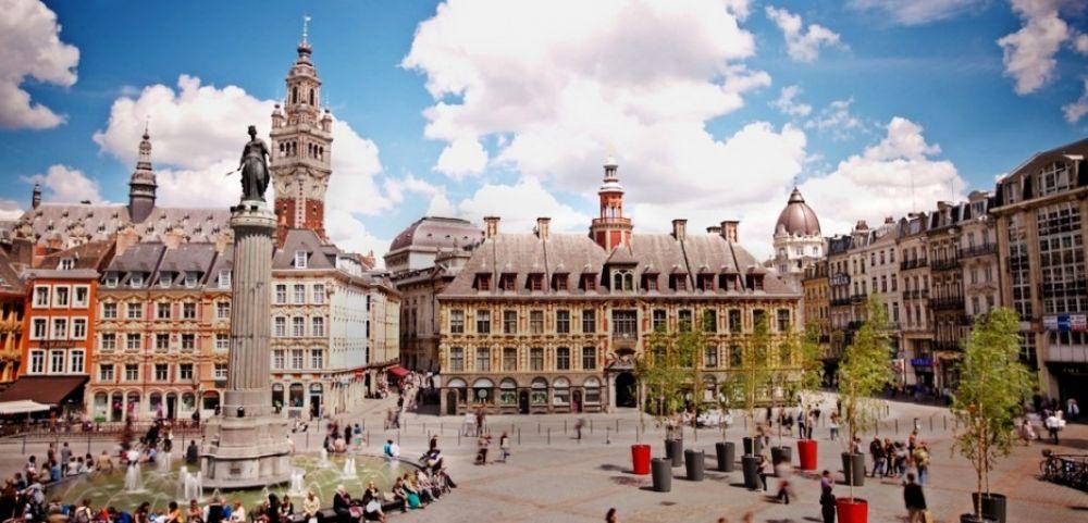 , Grand Hôtel de Lille