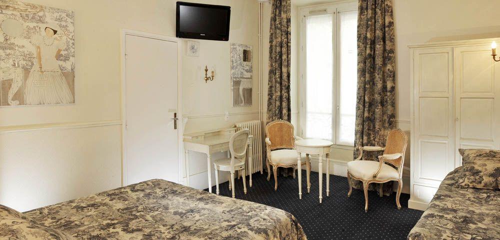 Charme, raffinement et calme, A l'Hôtel des Roys
