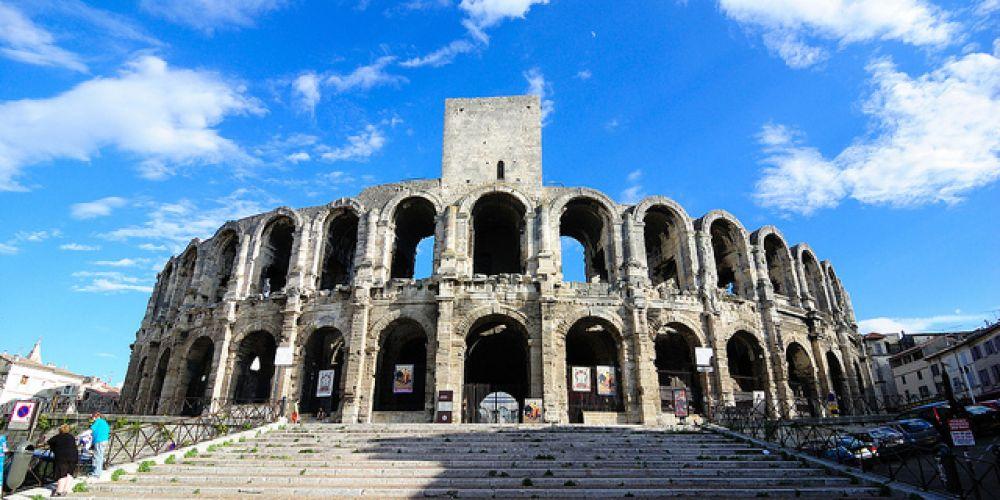 Week-end à la découverte du patrimoine antique d'Arles