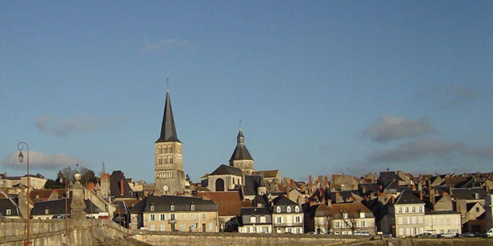 Week-end au fil des mots, à La Charité-sur-Loire, dans la Nièvre