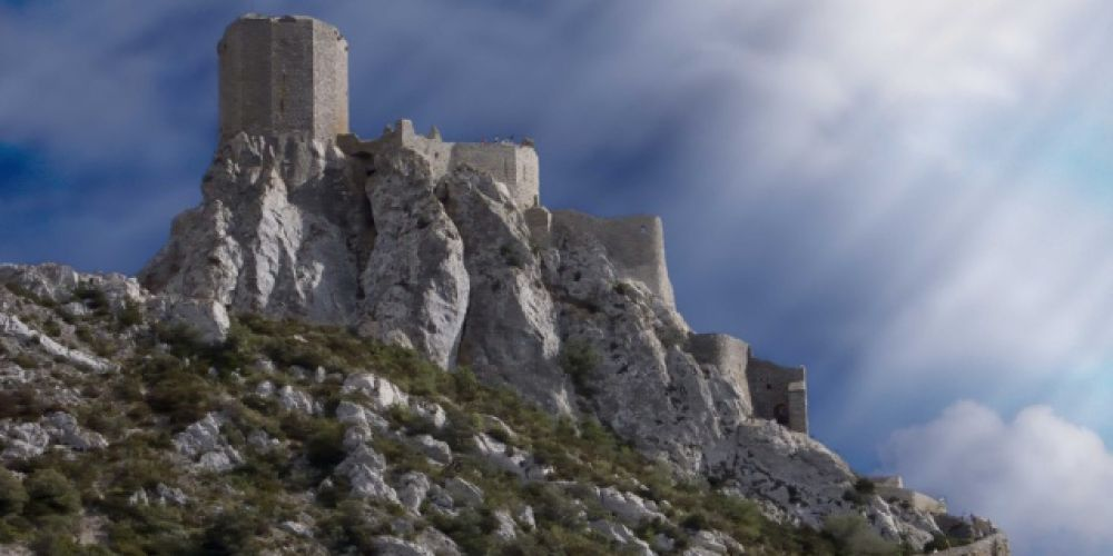 Week-end sur la route des châteaux du Pays Cathare, en Languedoc-Roussillon