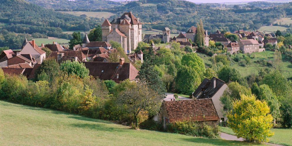 Week-end dans les villages perchés autour de Brive la Gaillarde