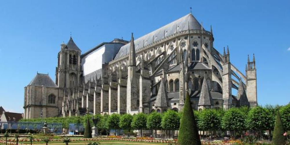 Week-end culturel à Bourges, la cité de Jacques Cœur