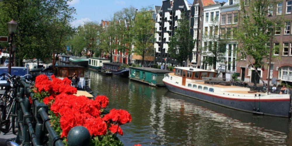 Week-end art et culture à Amsterdam, la Venise du Nord