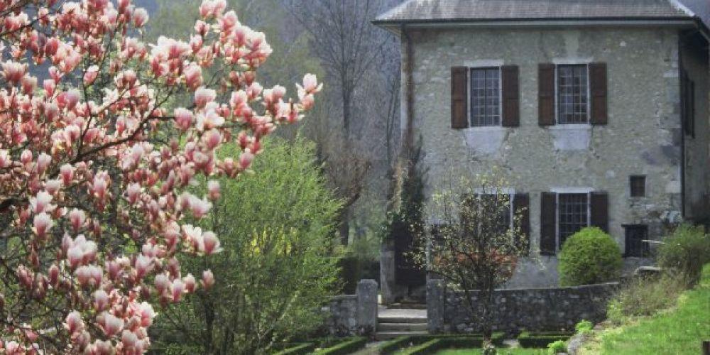 Week-end « rêveries » à Chambéry sur les pas de Rousseau