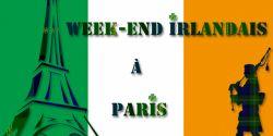 Week-end irlandais à Paris