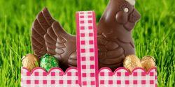 Week-end à la chasse aux œufs de Pâques