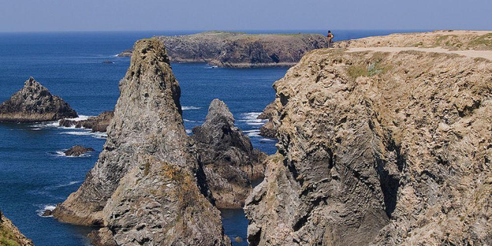 Evasion bretonne dans la baie de Quiberon et ses îles