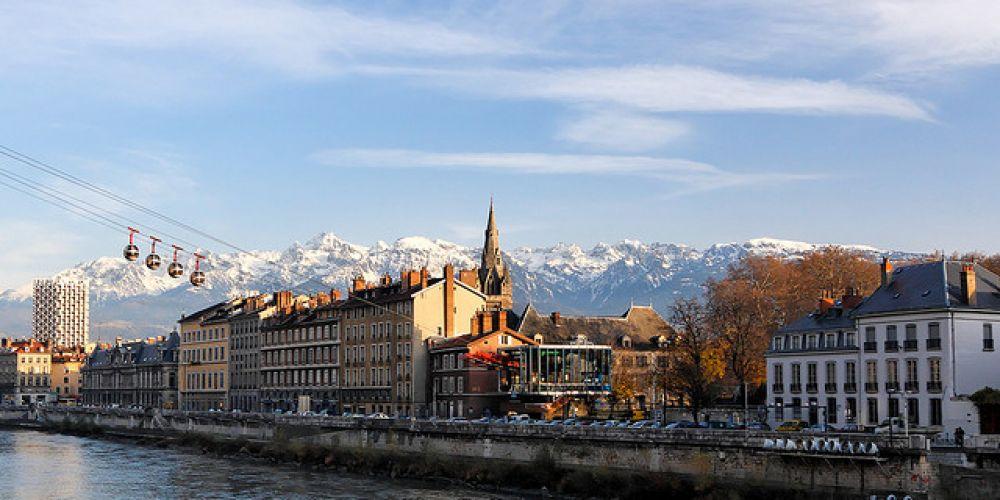 Week-end découverte de Grenoble, la capitale des Alpes