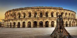 Week-end découverte de la ville antique de Nîmes
