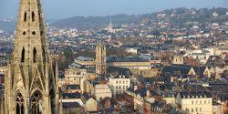 Week-end à Rouen, la ville aux cent clochers