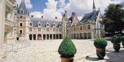 Week-end romantique, au fil des châteaux et jardins de la Loire